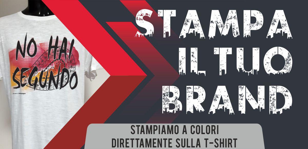 Tshirt stampa digitale diretta a colori brand Salento Summer Design Ruffano