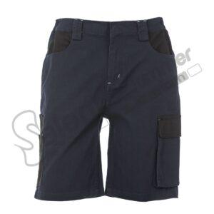 Pantalone Corto Multitasche Suez Uomo Elasticizzato Navy Salento Summer Design Ruffano
